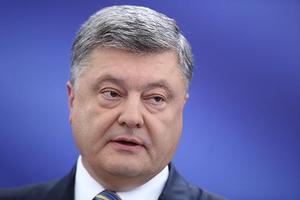 «Самое худшее уже позади» - заявил Порошенко