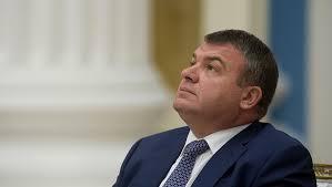 Минобороны РФ: Сердюков действительно попал в аварию