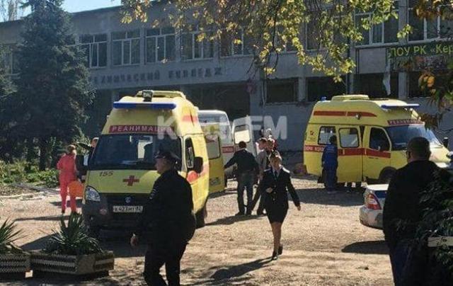 Путин: причиной трагедии в Керчи являются интернет и глобализация