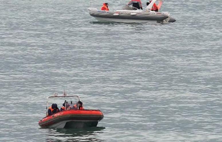 В Азовском море найдены фрагменты тел пилотов Л-39