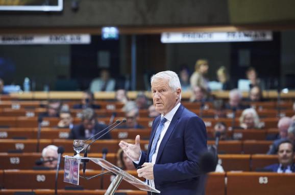 Ягланд собирается наказать РФ за неплатежи в СЕ