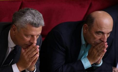 Новинский: объединение Бойко с Рабиновичем не касается «Оппозиционного блока»