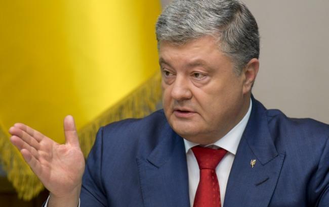 Порошенко: не Путину указывать, кто станет президентом Украины