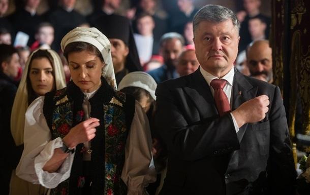 Порошенко заявил о готовности к диалогу с УПЦ МП