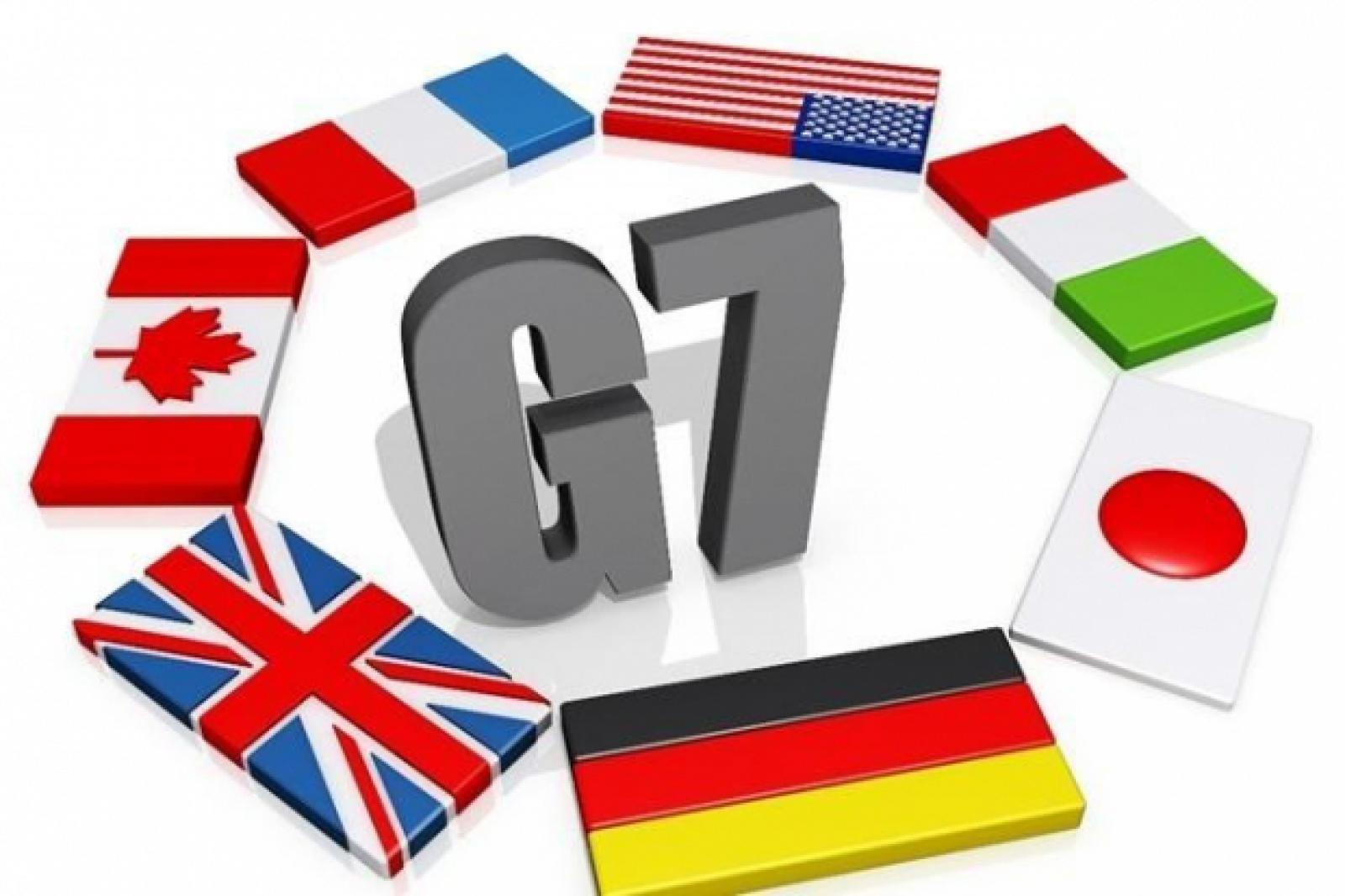 Страны «Большой семерки» сделали совместное заявление по инциденту в Керченском проливе