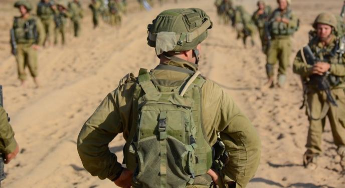 В результате перестрелки в секторе Газа погиб подполковник из Израиля