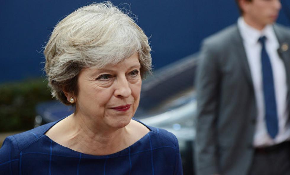 Тереза Мэй отсрочила голосование по соглашению о Brexit