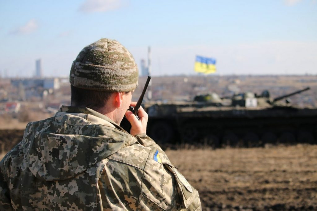 В «ДНР» готовятся к «наступлению» ВСУ