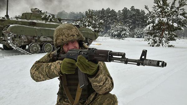 В МИД РФ допускают возобновление боевых действий со стороны ВСУ на Донбассе