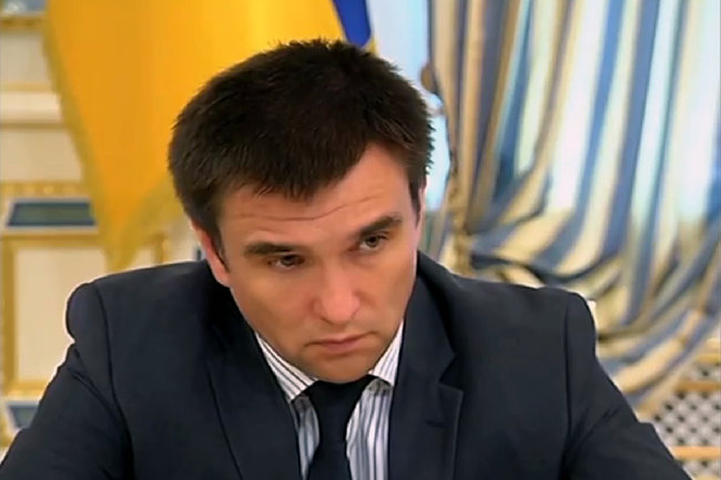 Климкин озвучил сроки размещения миротворческой миссии на Донбассе