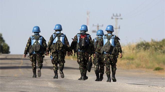 МИД Украины заявило, что участие Беларуси в миротворческой миссии на Донбассе недопустимо
