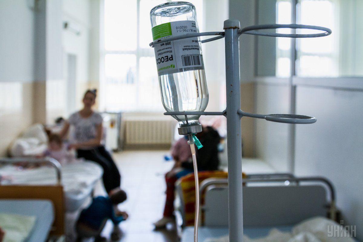 Под Киевом из-за несвоевременного обращения к врачу от гриппа умер ребенок