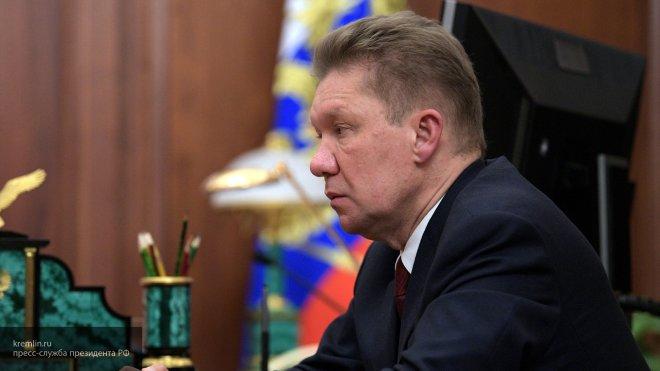 Глава «Газпрома»: расторжение контрактов с «Нафтогазом» будет длиться годы