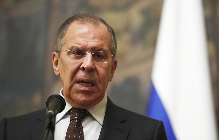 Лавров обещает ответить на «хамство Запада»