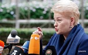 Литва рассматривает вопрос высылки российских дипломатов из-за отравления Скрипаля