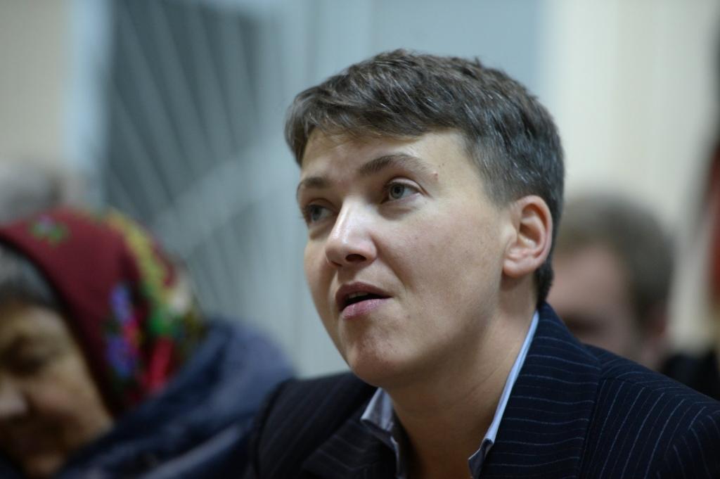 СБУ вызывает на допрос Савченко, но она покинула территорию Украины