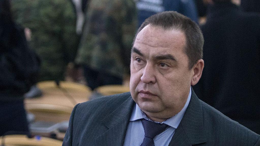 СМИ сообщили, где и как живет Плотницкий