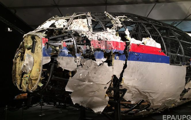 В Нидерландах обнародовали имена главных подозреваемых в катастрофе малазийского самолета