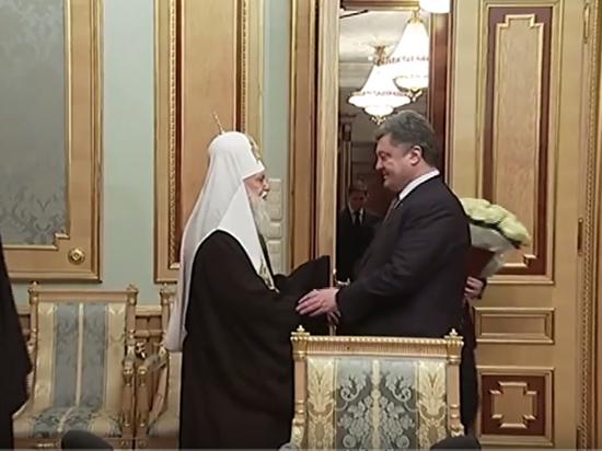 Порошенко обратится к Варфоломею с просьбой признать Украинскую автокефальную поместную церковь
