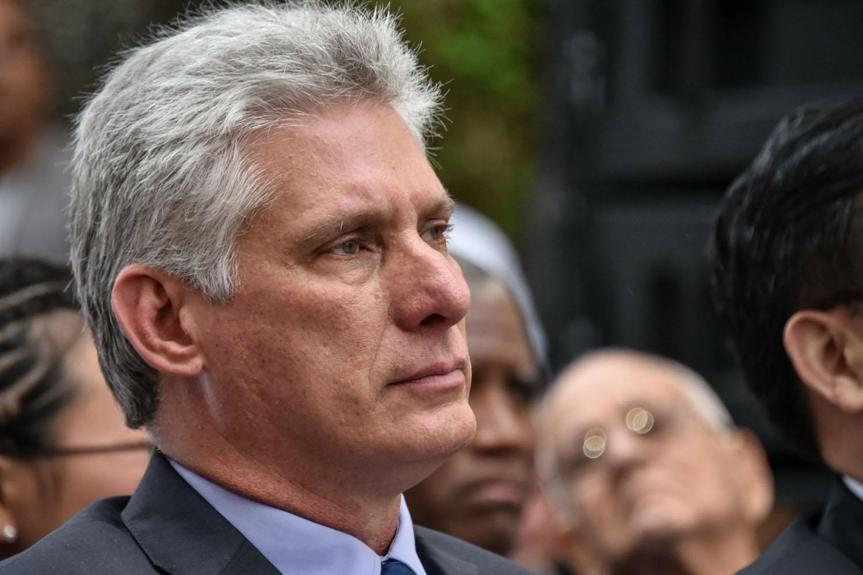 Руководителем Кубы избрали Мигеля Диаса-Канеля