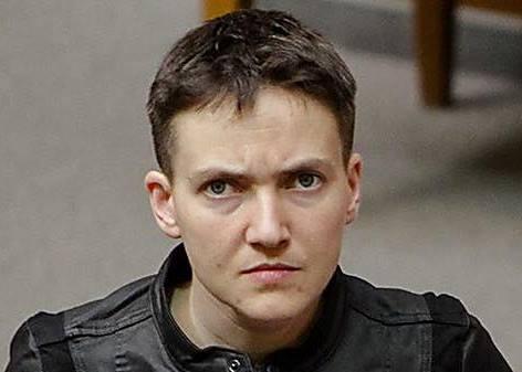 Савченко допросили на детекторе лжи