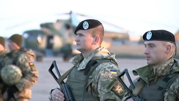 23 мая теперь является Днем морской пехоты Украины
