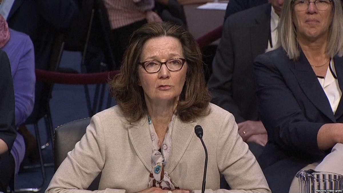 Джина Хаспел официально утверждена на должность главы ЦРУ