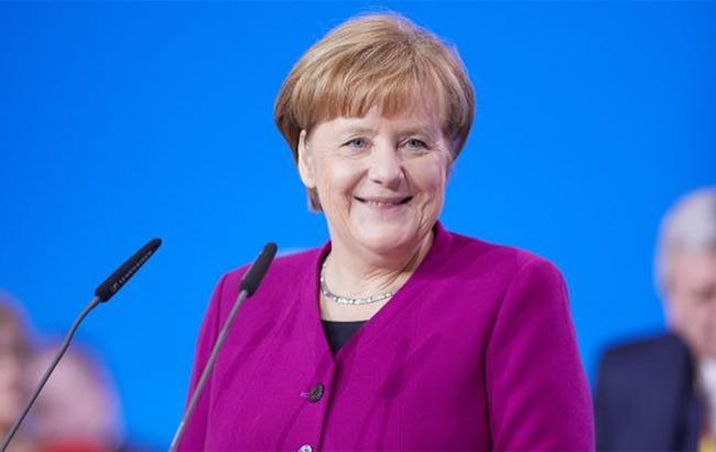 Меркель: Нужно подумать о гарантиях для Украины при реализации «Северного потока-2»