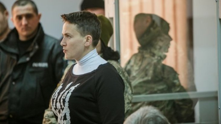 Суд принял решение оставить Савченко под стражей
