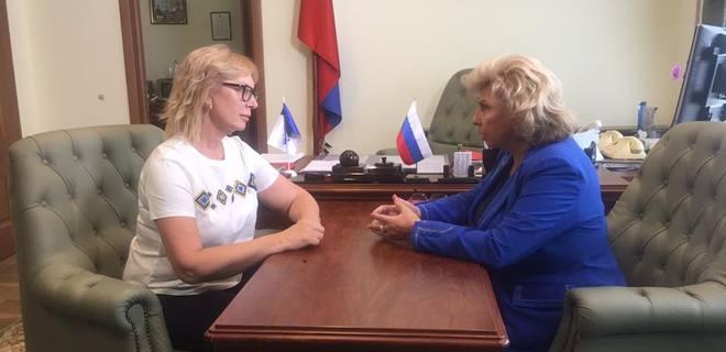 Денисова и Москалькова обсудили «дорожную карту» посещения заключенных