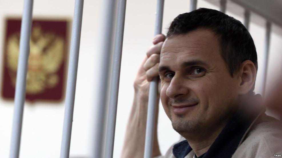 У Сенцова начались проблемы с почками и сердцем