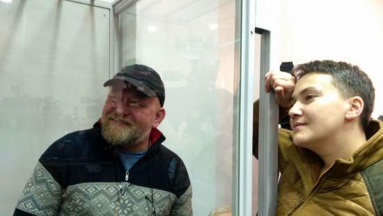 Досудебное расследование дела Савченко-Рубана закончено