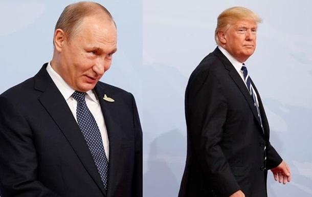 Трамп собирается на встрече с Путиным обсуждать Украину
