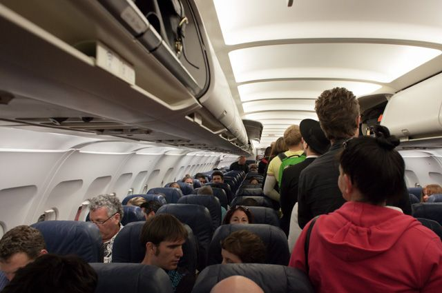 В России в самолете избили польского дипломата
