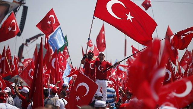 В Турции завершился период действия режима ЧП