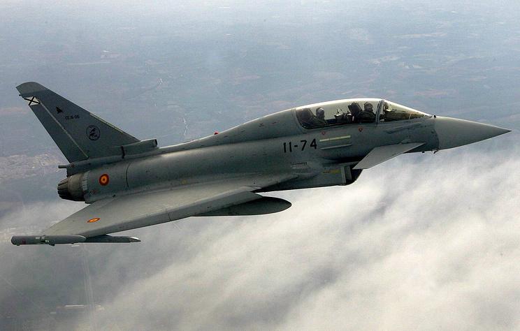 Истребитель НАТО ошибочно выпустил боевую ракету по Эстонии