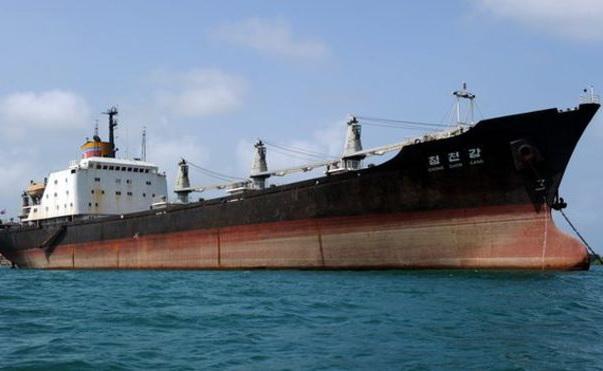 Российские судоходные компании попали под санкции США