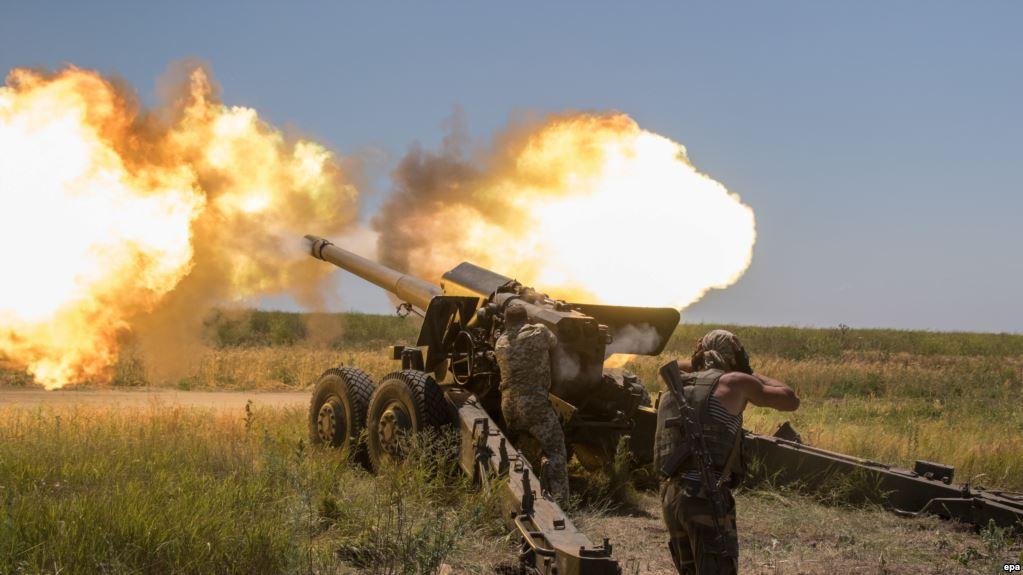 В Украине была открыта линия по производству артиллерийских снарядов