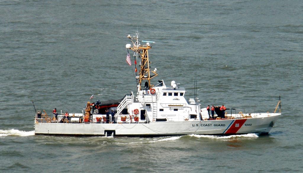 2 патрульных американских катера переданы Украине