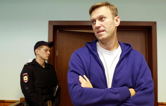 Навальный арестован еще на 20 суток