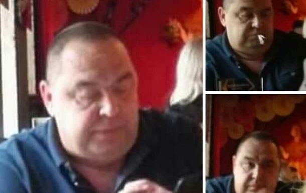 Плотницкого заметили и сфотографировали в московском ресторане