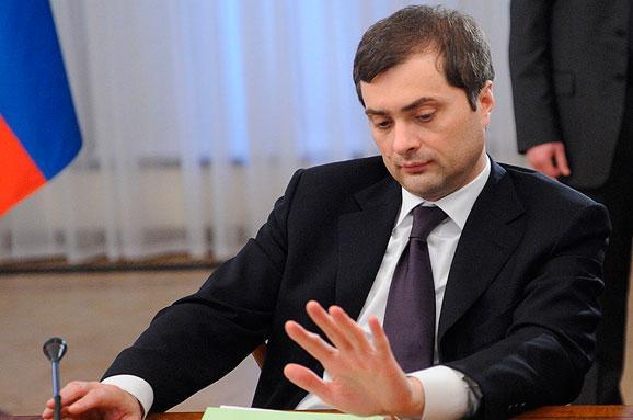 Сурков обещает новому главе «ДНР» поддержку