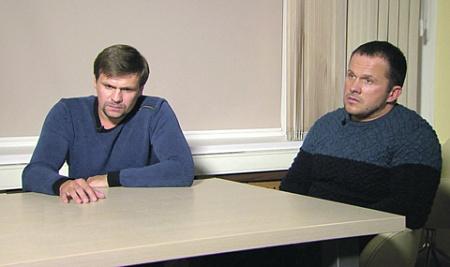 В Великобритании прокомментировали интервью Боширова и Петрова