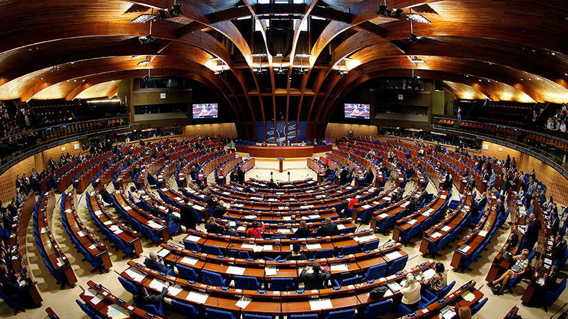 Россия не собирается участвовать в зимней сессии ПАСЕ