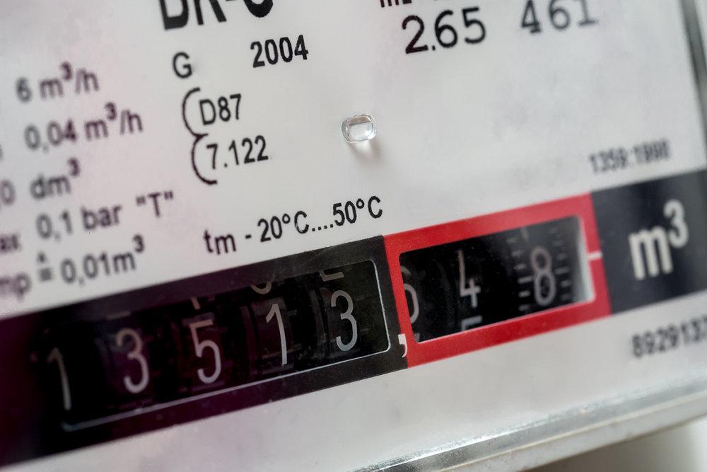 В Госдуме предложили наказывать штрафом отказавшихся ставить газовый счетчик россиян