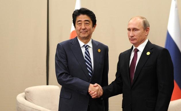 В МИД РФ провели беседу с послом Японии