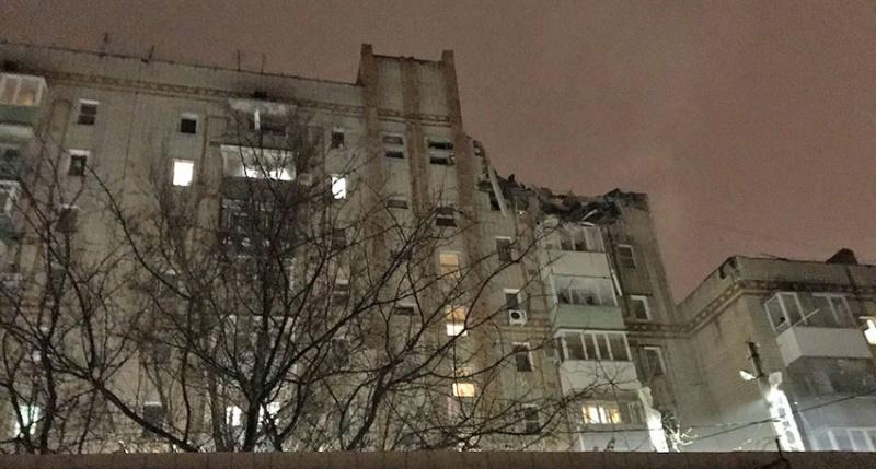 В Ростовской области в жилом доме произошел взрыв