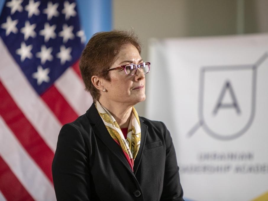 Бывший посол Соединенных штатов в Украине отвергает обвинения Луценко и Джулиани