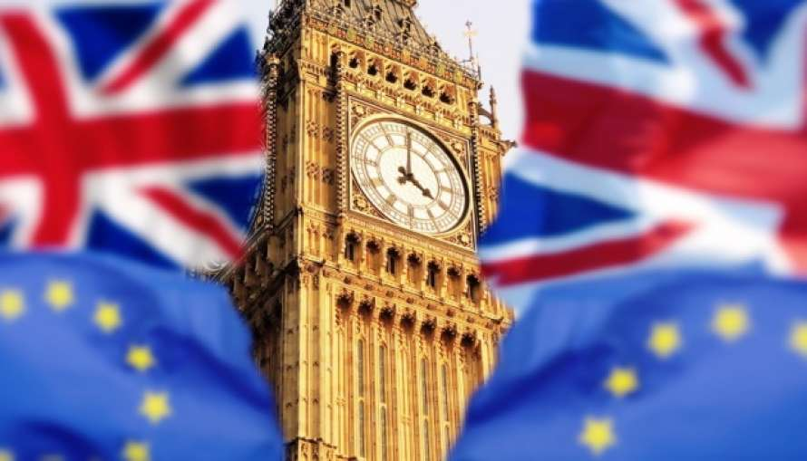 Парламент Великобритании одобрил законопроект о Brexit