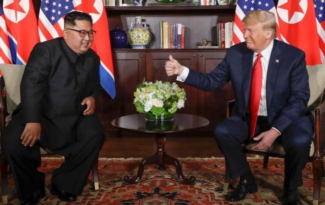 Трамп собирается предложить Северной Корее сделку для ослабления санкций